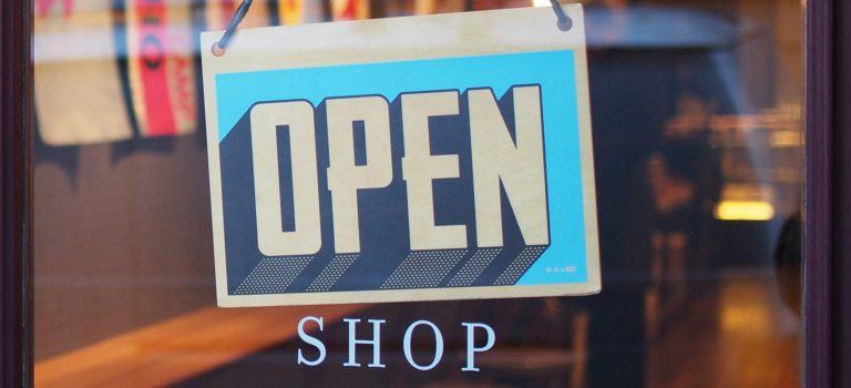 Od pondělí 10.5.2021 jsou všechny obchody znovu otevřené !